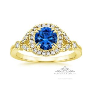 Natural-royal-blue-sapphire-and-diamonds-ring