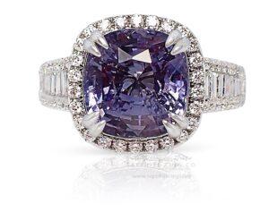 Purple-sapphire-and-diamonds-ring
