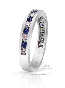 platinum-sapphire-wedding-band
