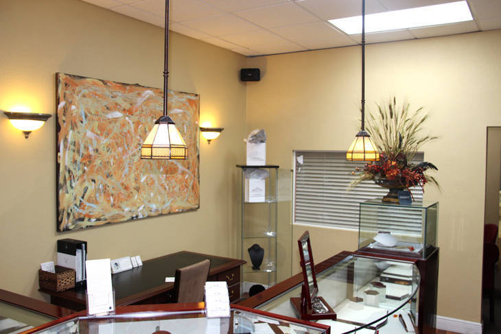 sapphire ring co showroom in Tampa