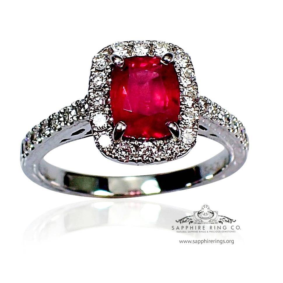 Red Sapphire riing
